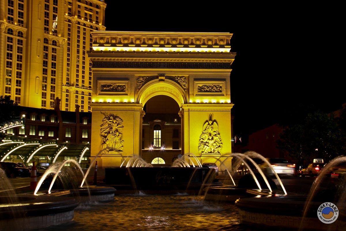 Übernachtung Las Vegas
