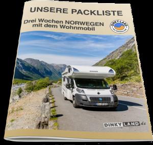 Packliste Wohnmobil